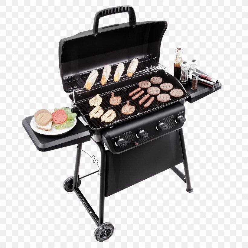 Barbecue Grilling Char-Broil Gas Burner Gasgrill, PNG, 1000x1000px, Barbecue, Barbecue Grill, Brenner, Charbroil, Contact Grill Download Free