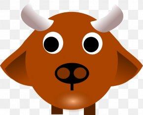 Ox - Ox Chinese Zodiac Clip Art PNG