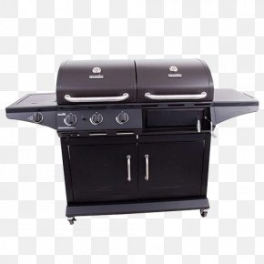 Barbecue - Barbecue Char-Broil Grilling Backyard Grill Dual Gas/Charcoal Brenner PNG