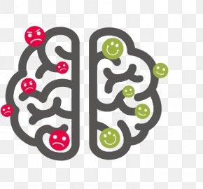 Creative Brain - Lateralization Of Brain Function Hardwiring Happiness Human Brain Icon PNG