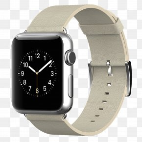Apple IWatch Apple Watch - Apple Watch Series 3 Apple Watch Series 2 Leather Strap PNG