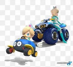 Mario Kart - Mario Kart 8 Deluxe Rosalina Mario Kart Wii Wii U PNG