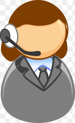 Support - Customer Service Representative Clip Art PNG