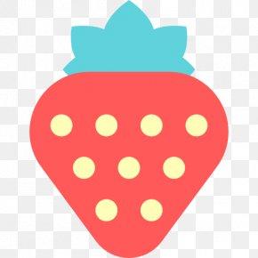 Strawberry Icon - Icon Design Fruit Clip Art PNG