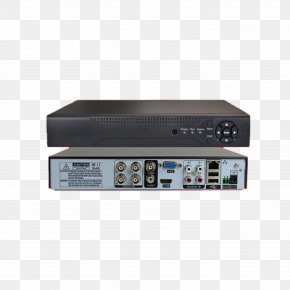 Home Hard Disk Video Recorder - Digital Video Recorder Videocassette Recorder Closed-circuit Television Surveillance PNG