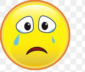 Frowning - Smiley Emoticon Desktop Wallpaper Tears Clip Art PNG