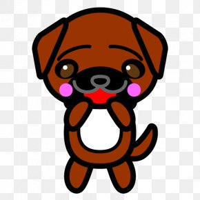Puppy - Dog Breed Puppy Love Clip Art PNG