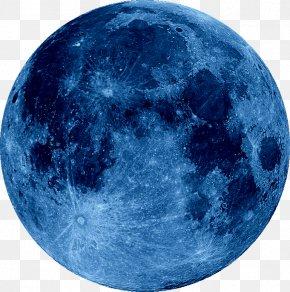 Moon Blue Hd Transparent - Earth Supermoon Lunar Eclipse Solar Eclipse Full Moon PNG