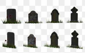 Gravestone - Headstone Cemetery Grave Clip Art PNG