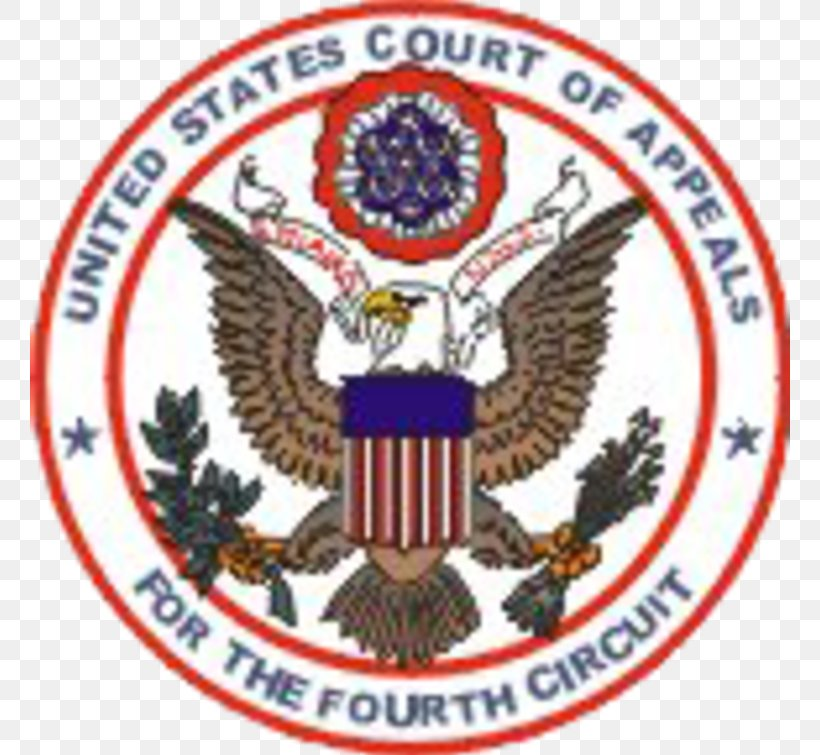 United States Court Of Appeals For The Fourth Circuit Appellate Court United States Courts Of Appeals, PNG, 760x755px, United States, Appeal, Appellate Court, Badge, Brand Download Free
