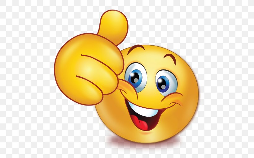 Emoji Thumb Signal Emoticon Smiley, PNG, 512x512px, Emoji, Emoticon, Happiness, Heart, Smile Download Free