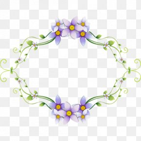Figure - Clip Art Flower Borders And Frames Vector Graphics PNG