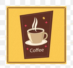 Cafe Logo - Instant Coffee Tea Cafe Coffee Cup PNG