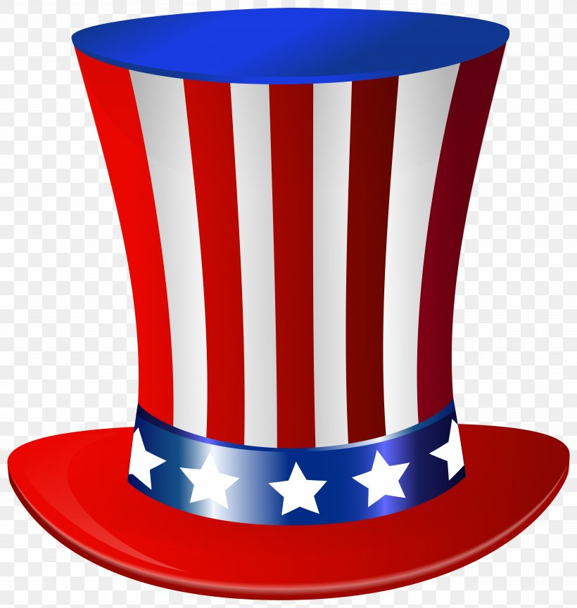 Uncle Sam United States Of America Hat Clip Art, PNG, 7578x8000px, United States, Can Stock Photo, Clip Art, Flag Of The United States, Hat Download Free