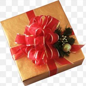 Dinero - Gift Christmas Box Las Posadas Paper PNG
