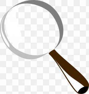 Loupe - Magnifying Glass Loupe Clip Art PNG