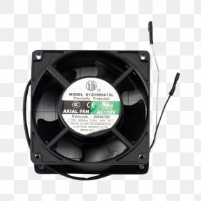 Fan - Computer System Cooling Parts Ice Makers Fan Refrigeration Condenser PNG