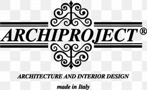 Architettura & Interior Design, Progettazione Arredamenti Su Misura Interior Architecture Interior Design Services LogoDesign - Archiproject Srl PNG
