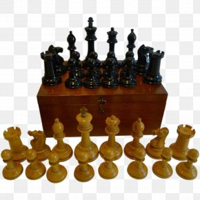 Fortnite Silhouette Royale - Staunton Chess Set Chess Piece Jaques Of London PNG
