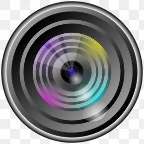 Camera Lens - Camera Lens Light Photography PNG