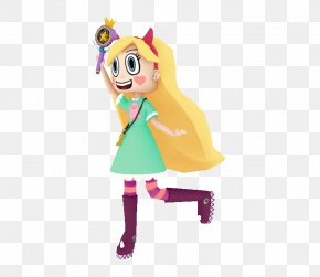 Star Butterfly - Doll Digitization Image Scanner PNG