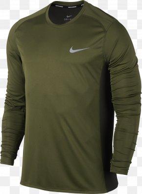 T-shirt - T-shirt Nike Sleeve Tołstojówka PNG