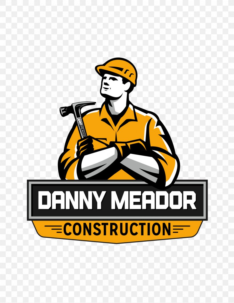 Danny Meador Construction General Contractor Logo Sun City Png 1200x1553px Construction Area Artwork Brand Business Download