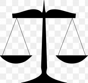 Justice - Measuring Scales Lady Justice Clip Art PNG