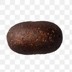 Grey Bread - Rye Bread Brown PNG