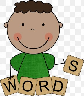 Child Writing Clipart - Microsoft Word Website Clip Art PNG