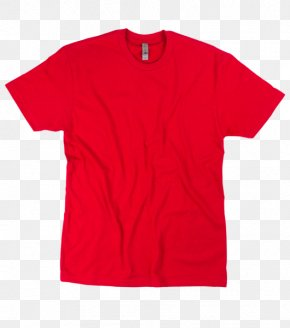 Printed T Shirt Red - T-shirt Polo Shirt Clothing Ralph Lauren Corporation PNG
