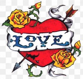 Love Tattoo Download - Tattoo Clip Art PNG