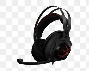 Headphones - Kingston HyperX Cloud Revolver Kingston HyperX Cloud II Headset Headphones PNG