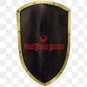 Golden Shield - Kite Shield Heater Shield Round Shield Knight PNG