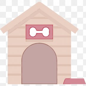 Roof Shed - Pink Birdhouse House Clip Art Furniture PNG
