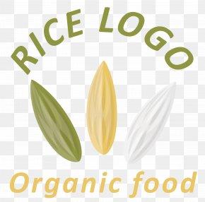 Organic Rice LOGO - Rice Logo PNG