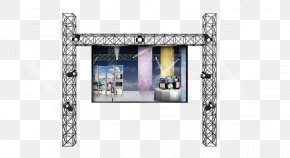 Projector Formwork Stage Background - Stage Fundal PNG