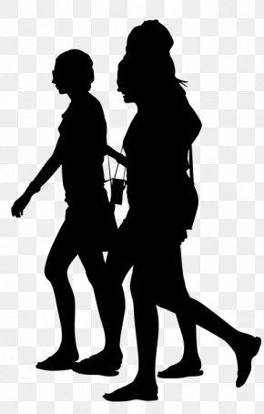 M Clip Art Shoe - Human Behavior Black & White PNG