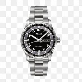 Mido Helmsman Series Watches - Mido Automatic Watch Clock Swiss Made PNG