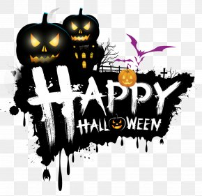 Happy Halloween Happy,Halloween - The Halloween Tree Holiday Clip Art PNG