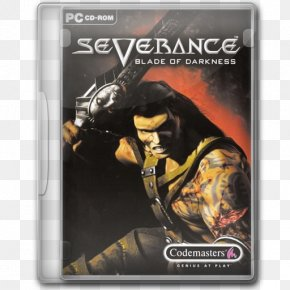 Severance Blade Of Darkness - Action Figure Pc Game Film PNG
