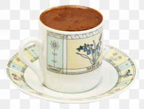 Coffee Cup - Turkish Coffee Tea Espresso Coffee Cup PNG