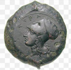 Coin - Coin Medal Bronze Achilles Money PNG