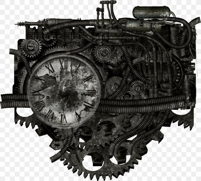 Industrial Revolution Steam Engine Machine Steampunk, PNG, 2547x2295px, Industrial Revolution, Black And White, Computer Numerical Control, Engine, Industry Download Free