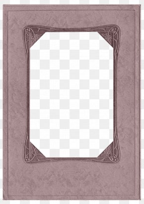 Pink Frame - Picture Frame Drawing Pattern PNG