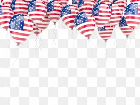 United States - Flag Of The United States Balloon Clip Art PNG