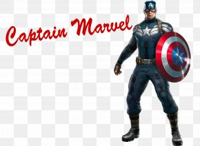 Captain Marvel Transparent Background Winter S - Captain America Bucky Barnes Marvel Cinematic Universe Film PNG