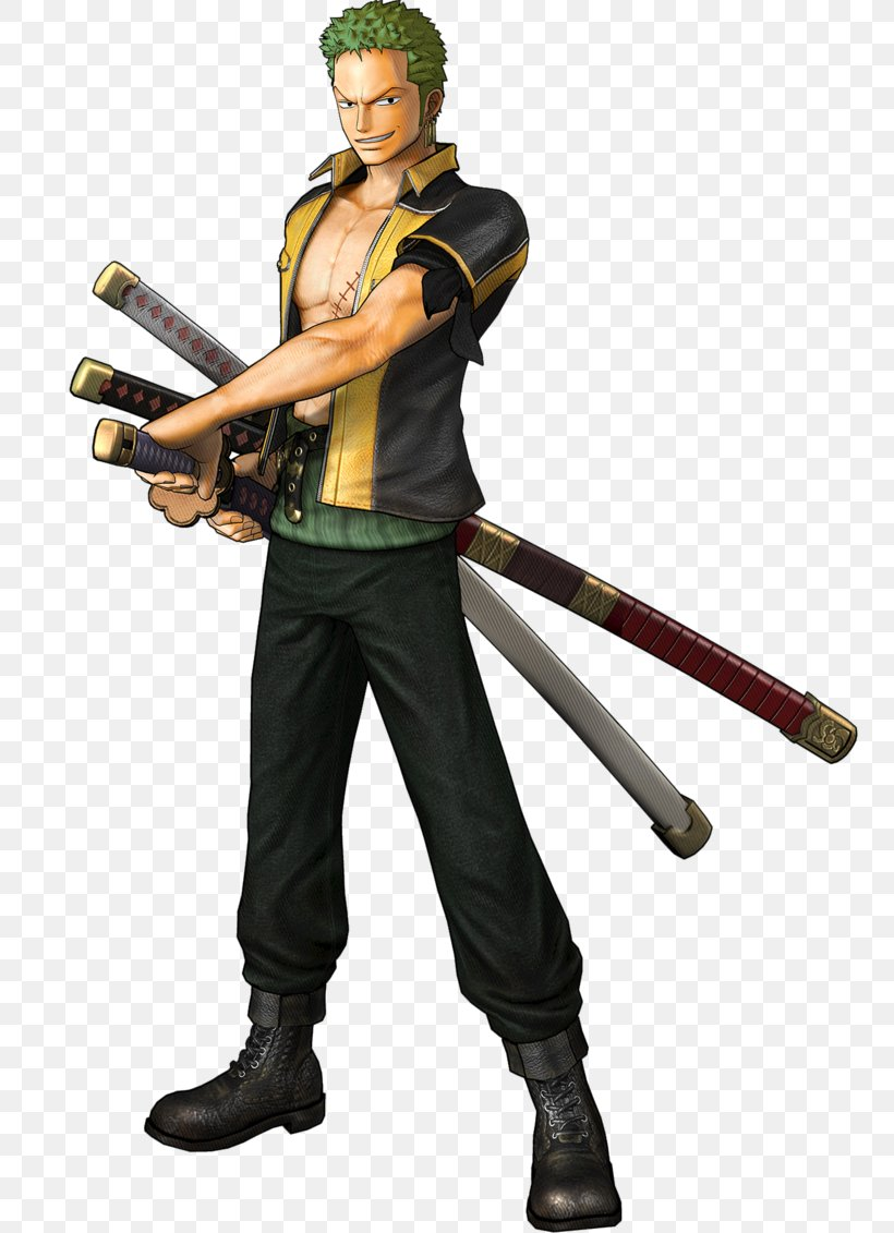 Roronoa Zoro One Piece: Pirate Warriors 3 Monkey D. Luffy One Piece: Pirate Warriors 2, PNG, 800x1131px, Roronoa Zoro, Action Figure, Arlong, Art, Baseball Equipment Download Free