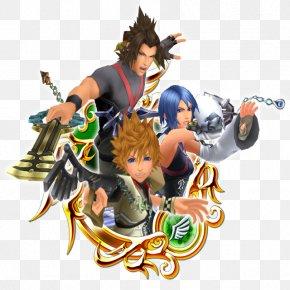 Aqua Kingdom Hearts - Kingdom Hearts χ Kingdom Hearts Birth By Sleep KINGDOM HEARTS Union χ[Cross] Kingdom Hearts HD 1.5 Remix Ventus PNG
