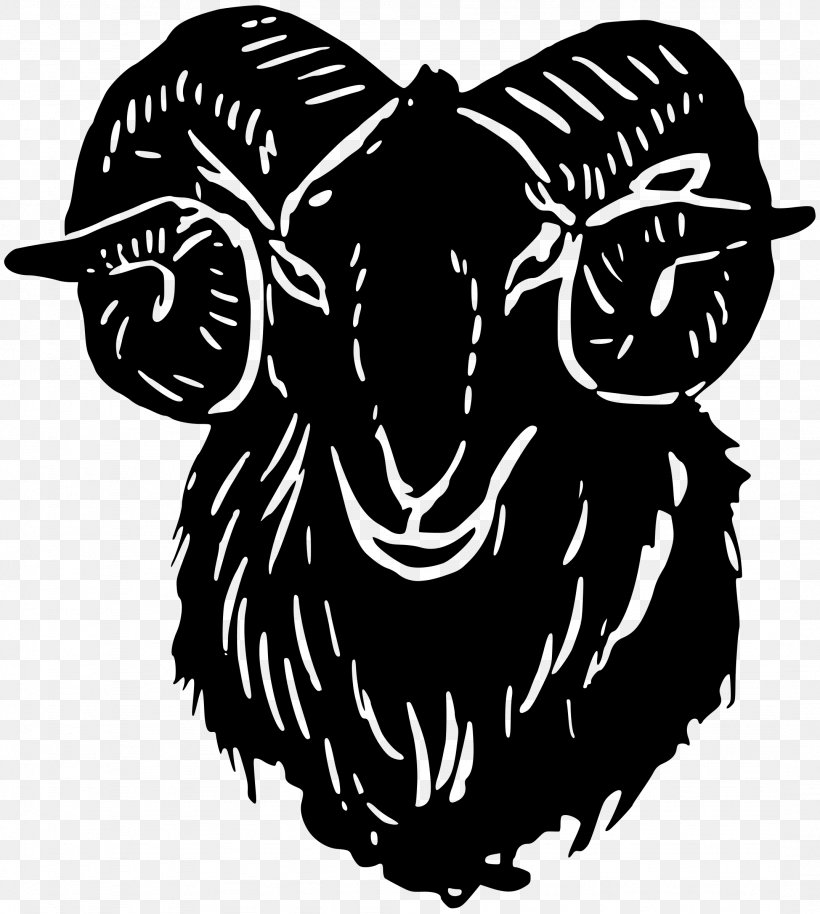 Goat Sheep Drawing Clip Art, PNG, 2151x2400px, Goat, Art, Black And White, Carnivoran, Cattle Like Mammal Download Free